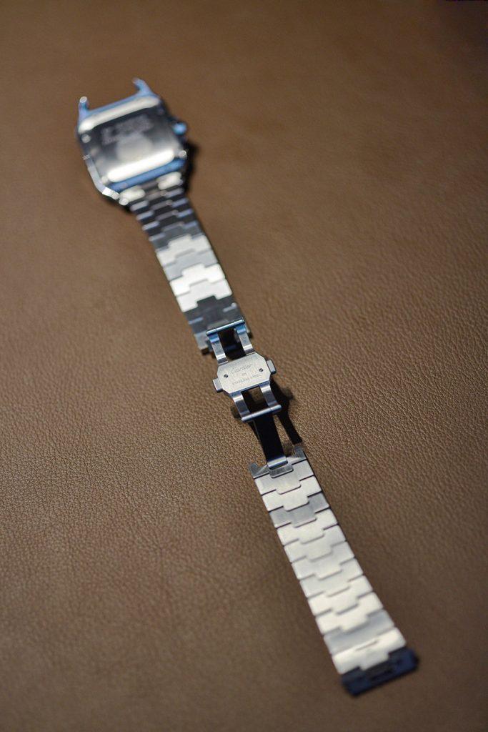 Cartier Santos Fausse Montre Bracelet