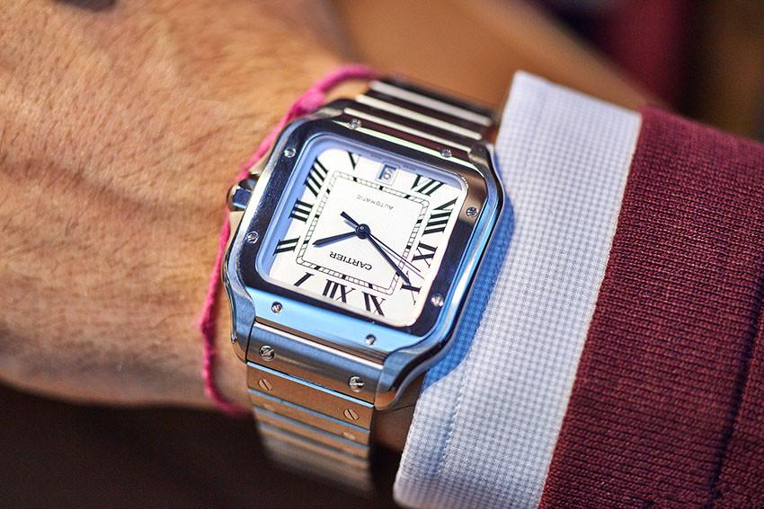 Cartier Santos Replique Montres