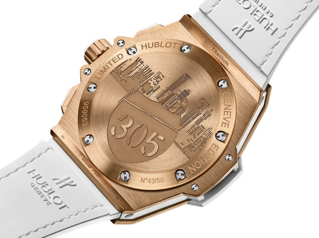 Copie HUBLOT king Power Miami 305