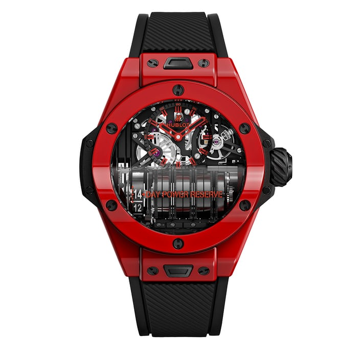 Replique Hublot Big Bang MP-11 Red Magic