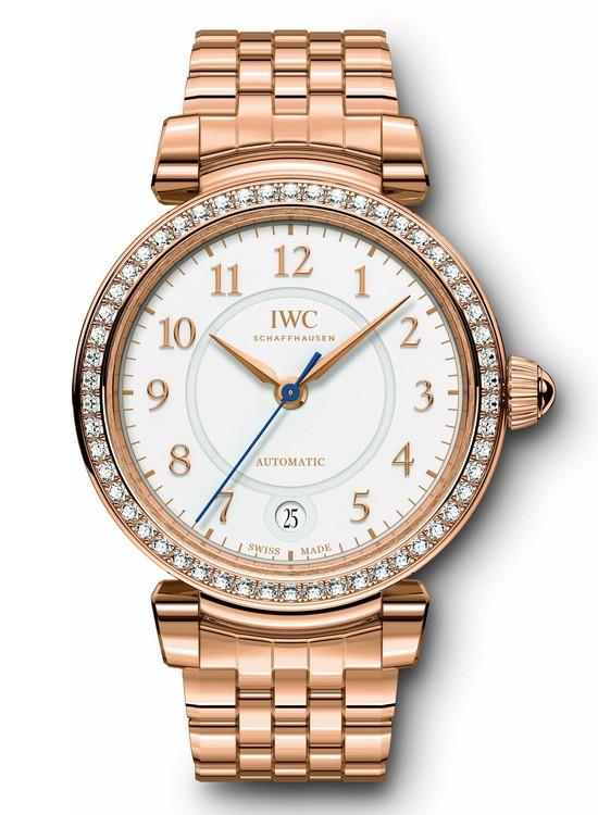 Copie IWC Da Vinci Automatic iw458310