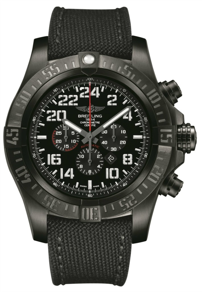 Replique Breitling Super Avenger Military