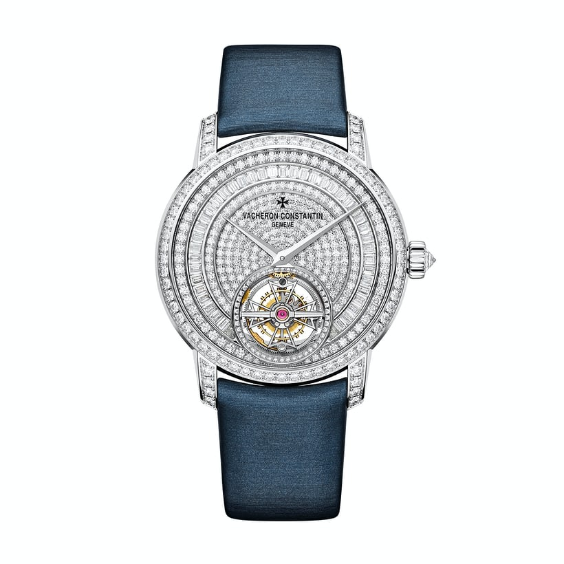 Copie Montre Vacheron Constantin Traditionnelle Tourbillon