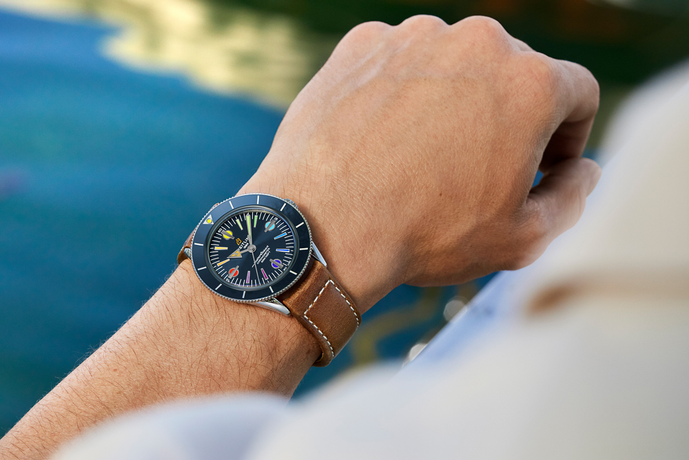 Replique de Montre Breitling Superocean