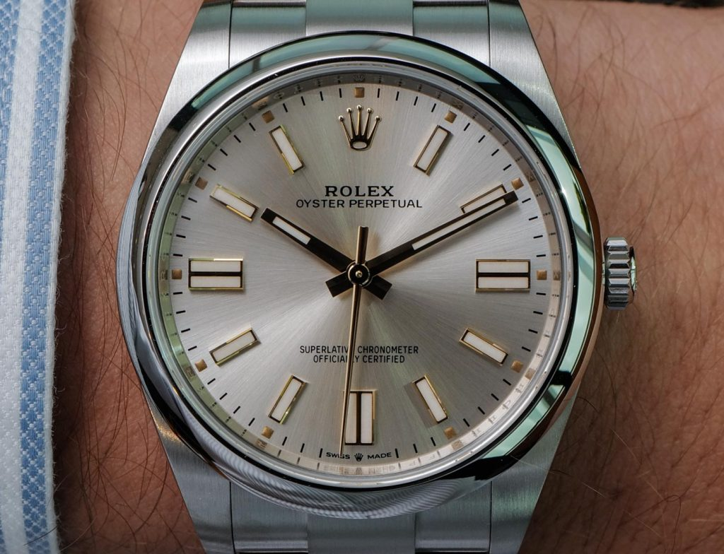 Rolex Oyster Perpetual 41 124300 Copie Montre