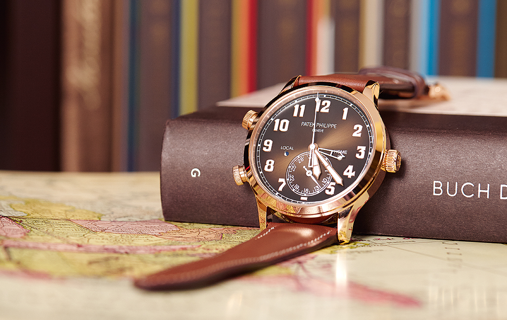 Replique Patek Philippe Calatrava Pilot TravelTime