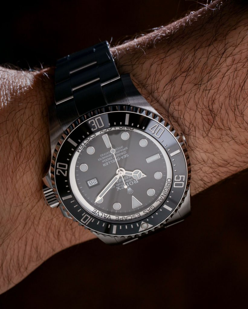 Rolex Deepsea 126660 Replique Montre