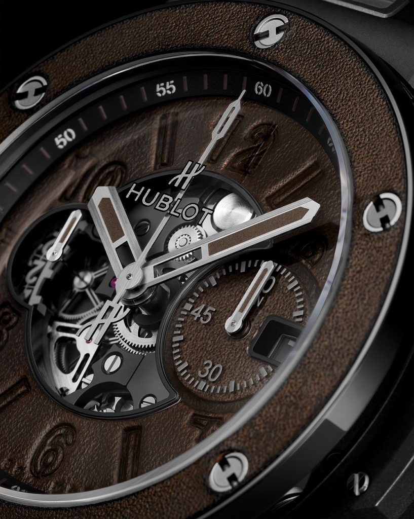 Replique Hublot Big Bang Unico Berluti ColdBrown
