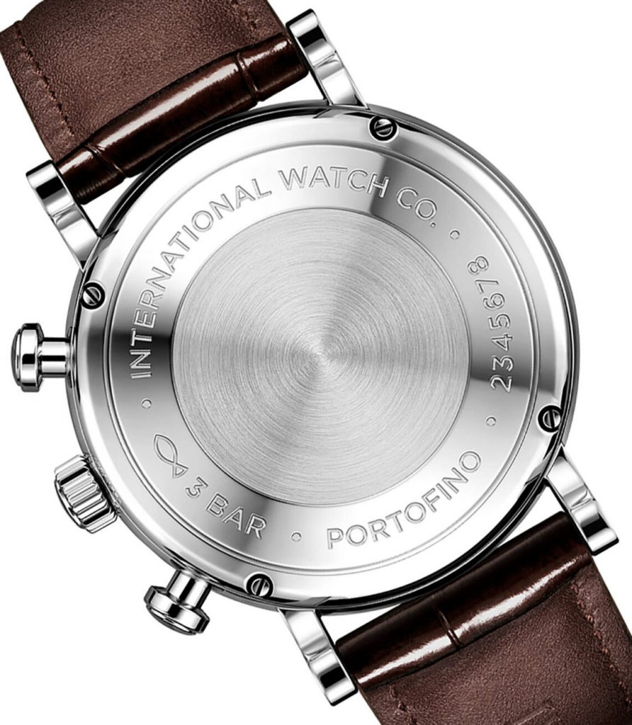 IWC Portofino Chronograph 39 Montre