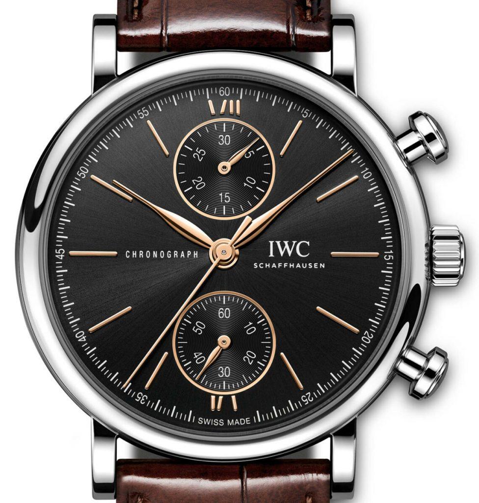 IWC Portofino Chronograph Montre