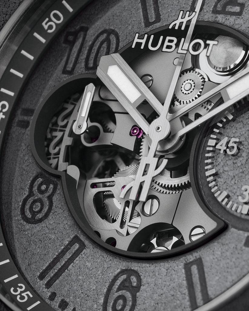 Replique Hublot Big Bang Unico Berluti Aluminio